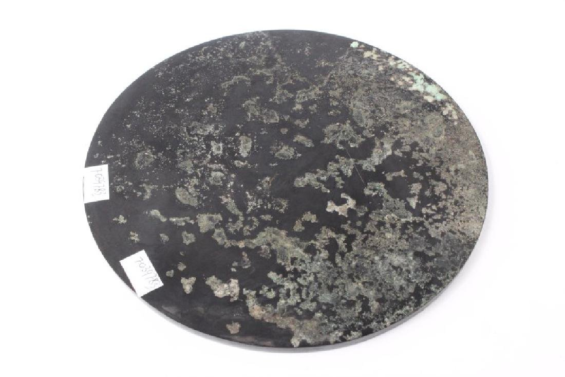 Chinese Bronze Mirror, - 3