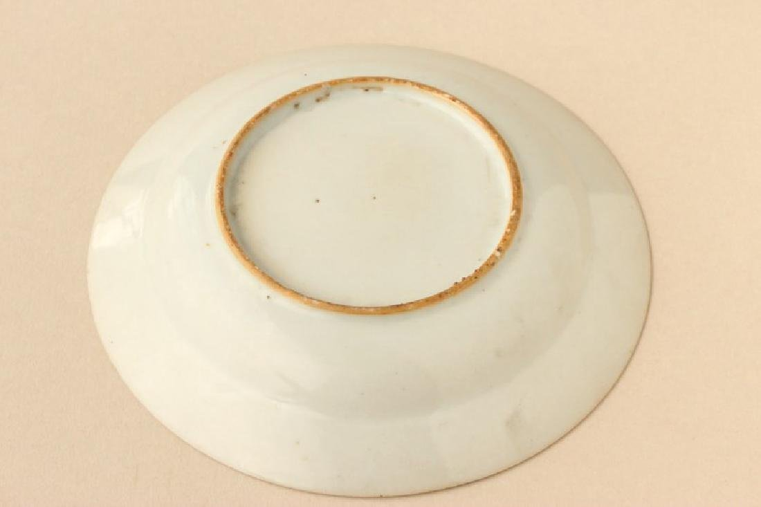 Chinese Qing Dynasty Porcelain Dish, - 3