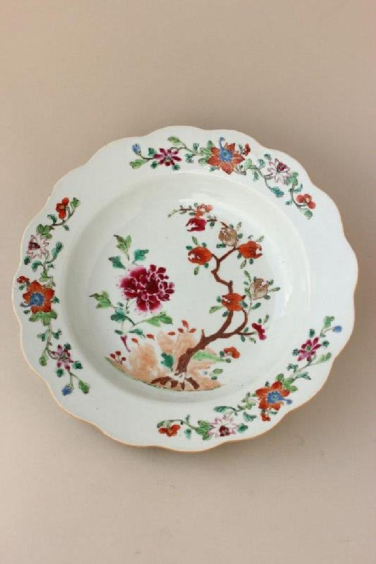 Chinese Qing Dynasty Porcelain Bowl,
