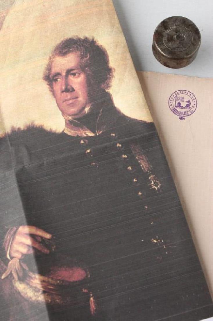 Admiral Sir John Ross (1777-1856) Personnel Seal