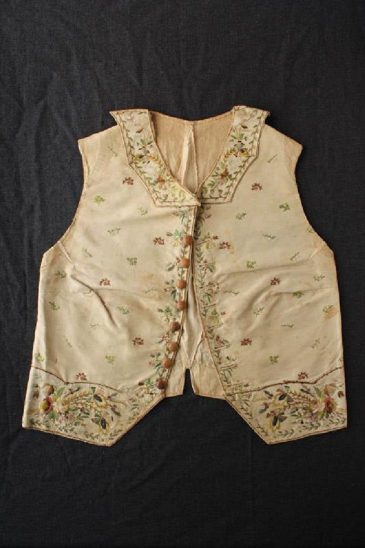 18th Century Waistcoat, by all accounts and - 2