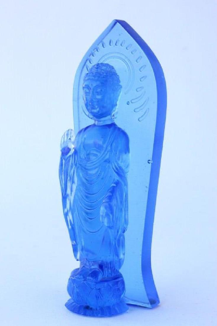 Chinese New Workshop  Art Glass Figure,