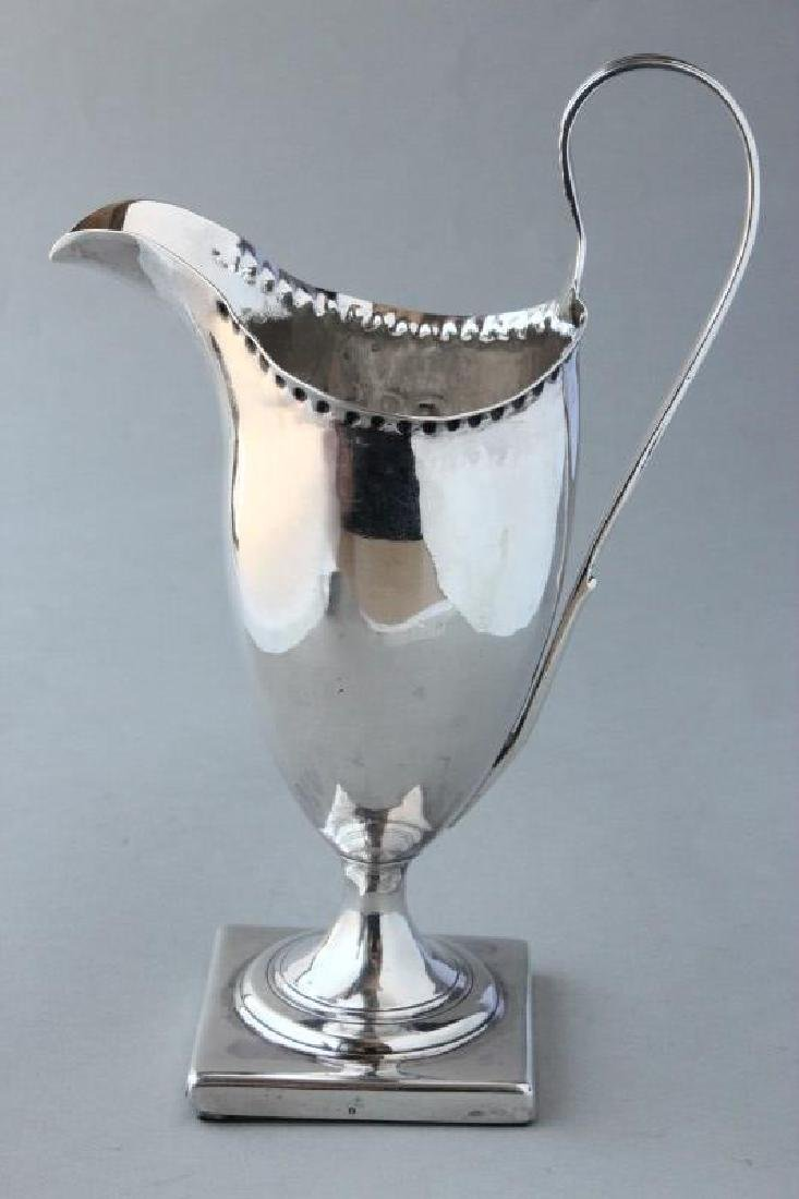 George III Sterling Silver Cream Jug,