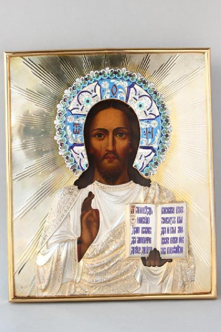 Russian Icon,