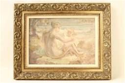 Arthur Murch (1902-1989) Original Oil Painting