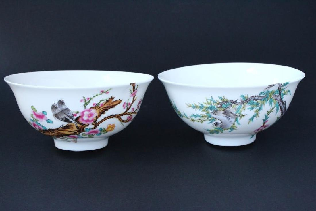 Good Pair of Chinese Porcelain Bowls,