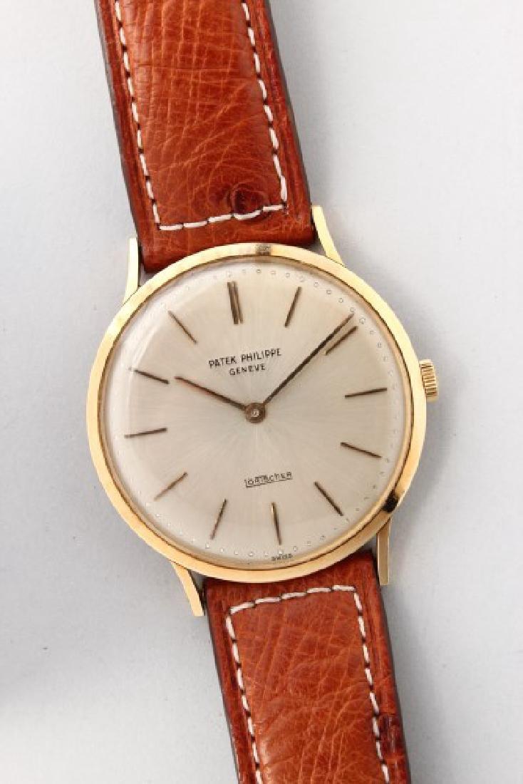Gentleman's 18ct Gold Patek Philippe Wristwatch,