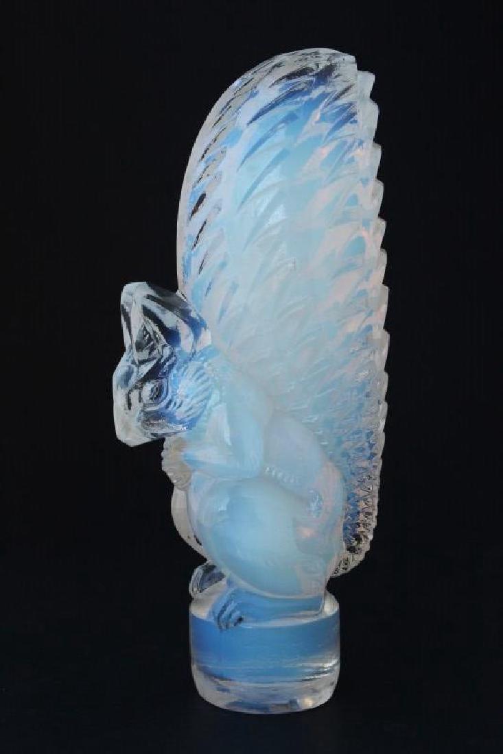 """Wonderful Rene Lalique """"Ecureuil"""" Seal, c.1931"""