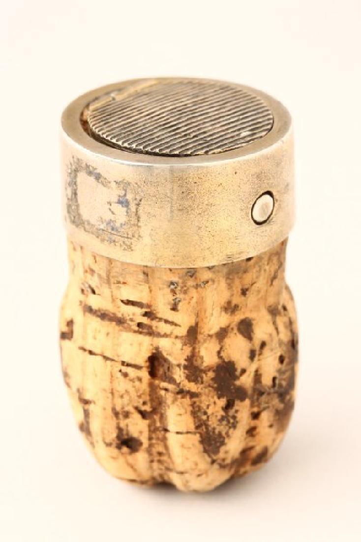 Victorian Sterling Silver Vesta Case, - 6