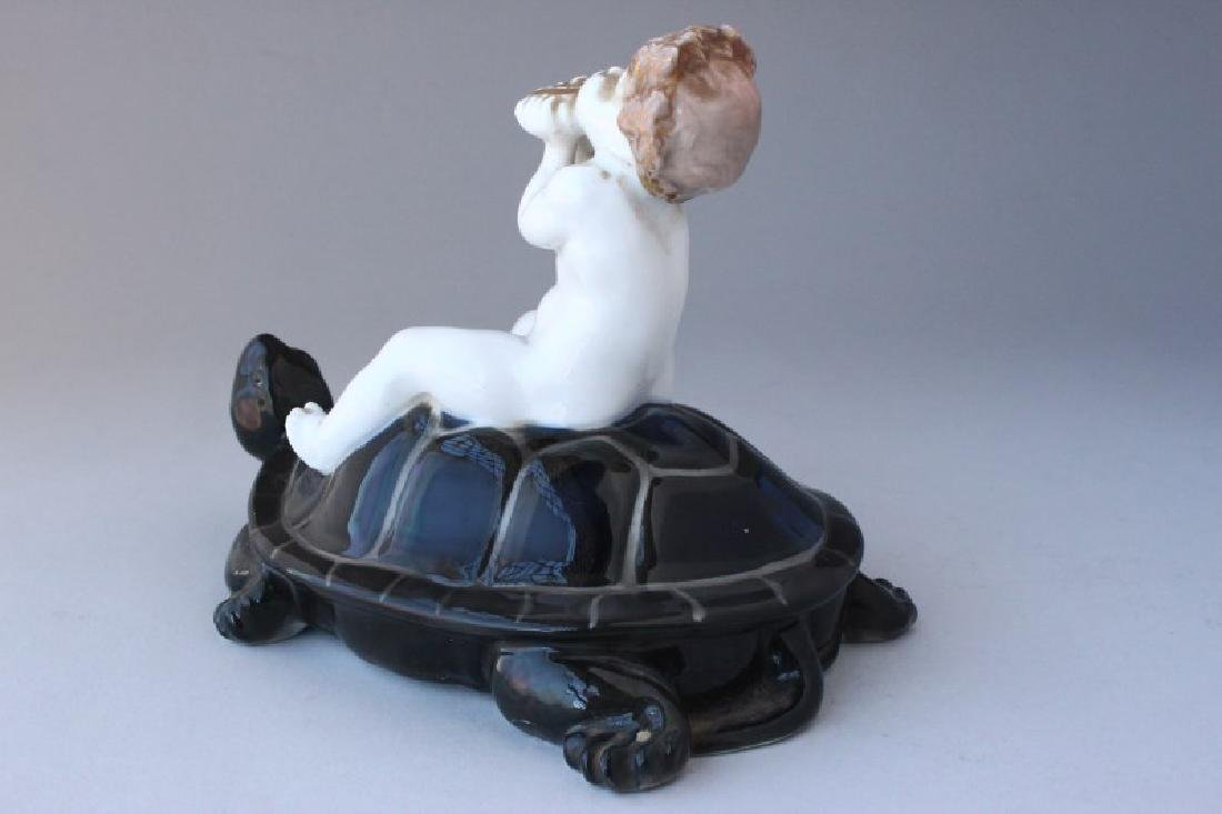 Rosenthal Porcelain Figure Group, - 3