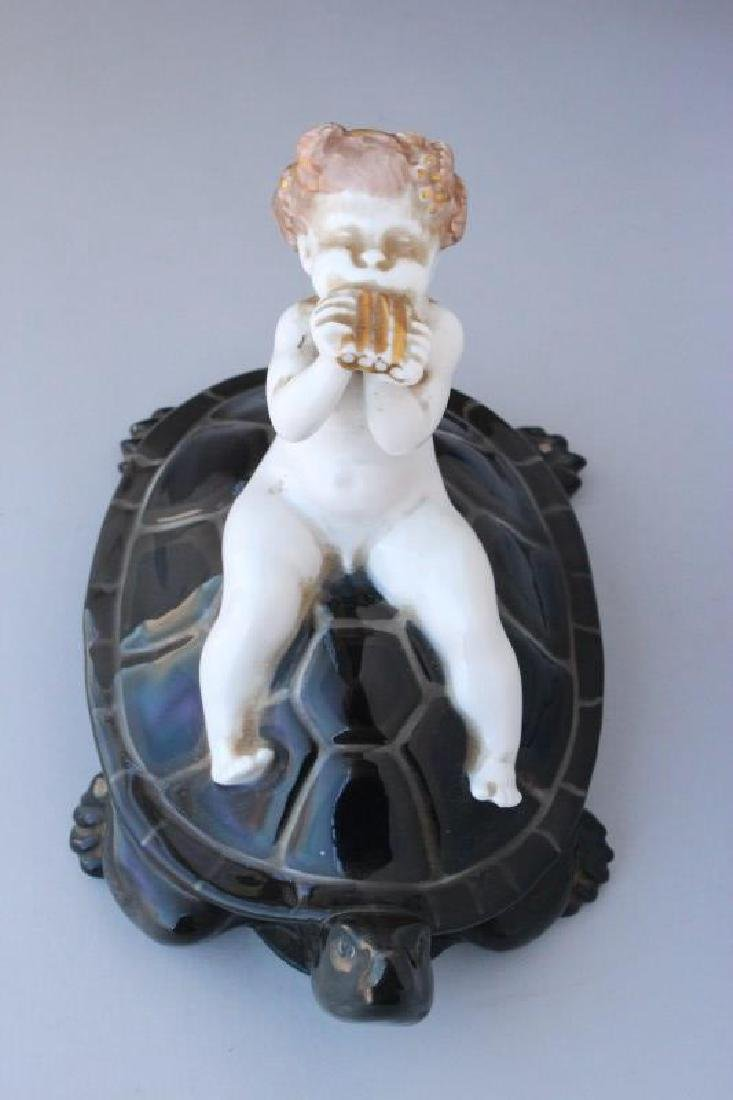 Rosenthal Porcelain Figure Group, - 5