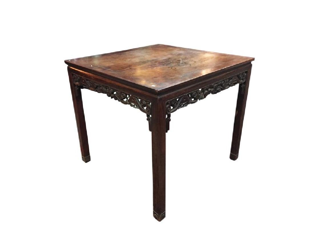 Good Chinese Square Table,