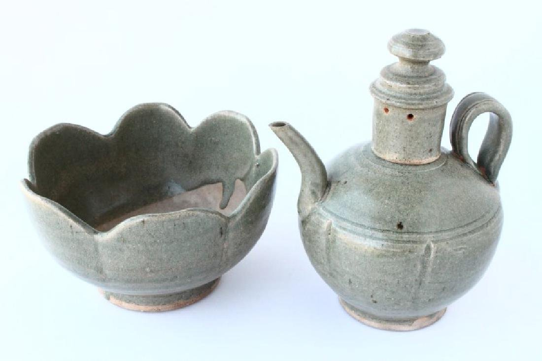 Chinese Liao Dynasty, (960-1127) Stoneware
