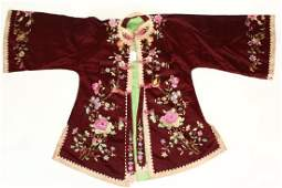 Chinese Republic Period Ladies Jacket,