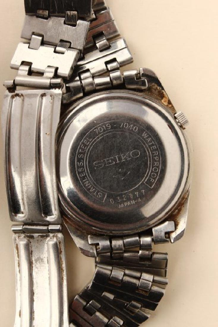 Gentleman's Seiko Wristwatch, - 2