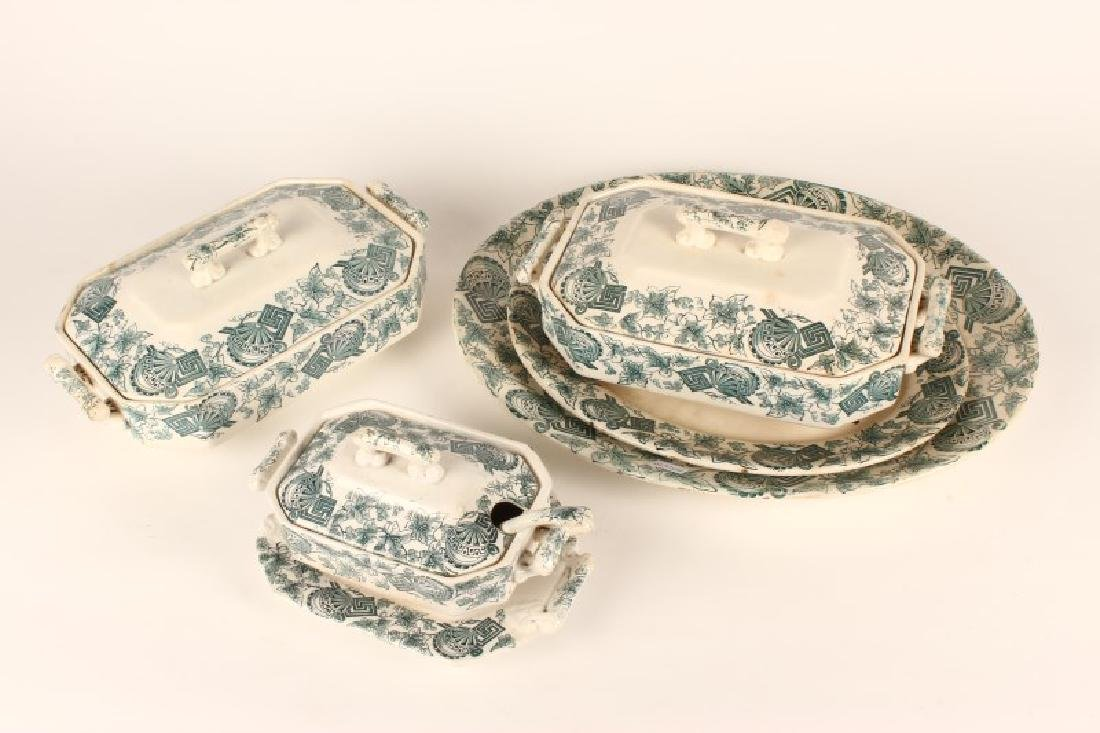 19th Century Aesthetic Movement Tureens