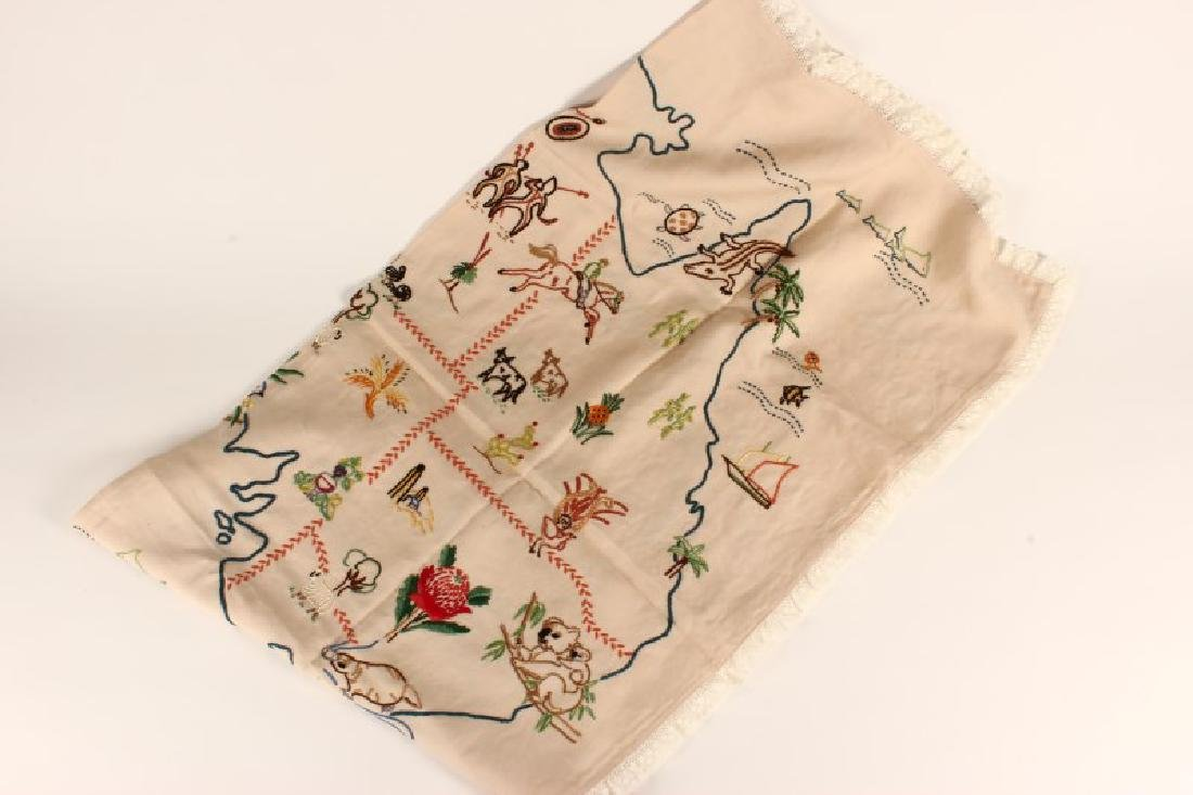 Wonderful Hand Embroidered Cloth,