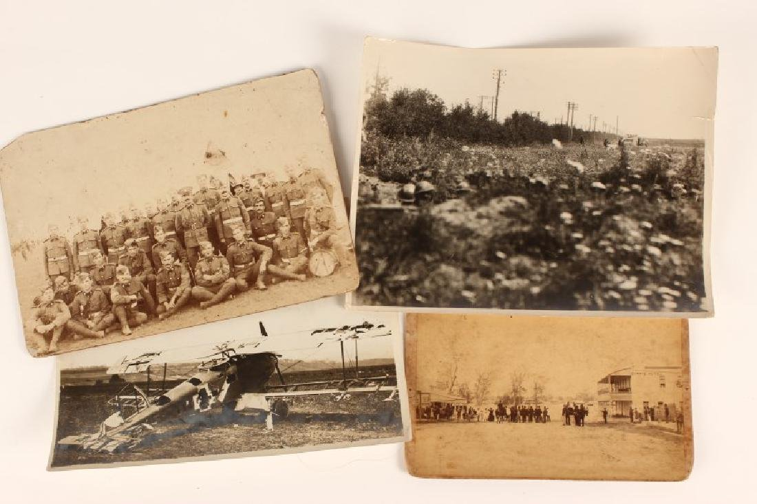 Three Military Photographs,