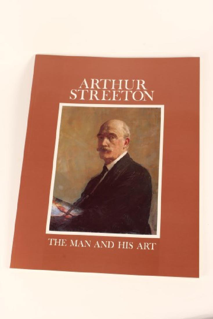 """Reference Book """"Arthur Streeton, The Man and His"""