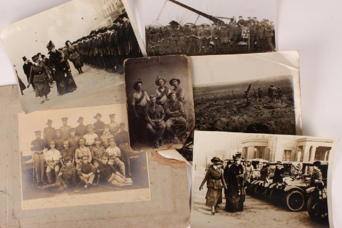 Two Australian Military Photographs,