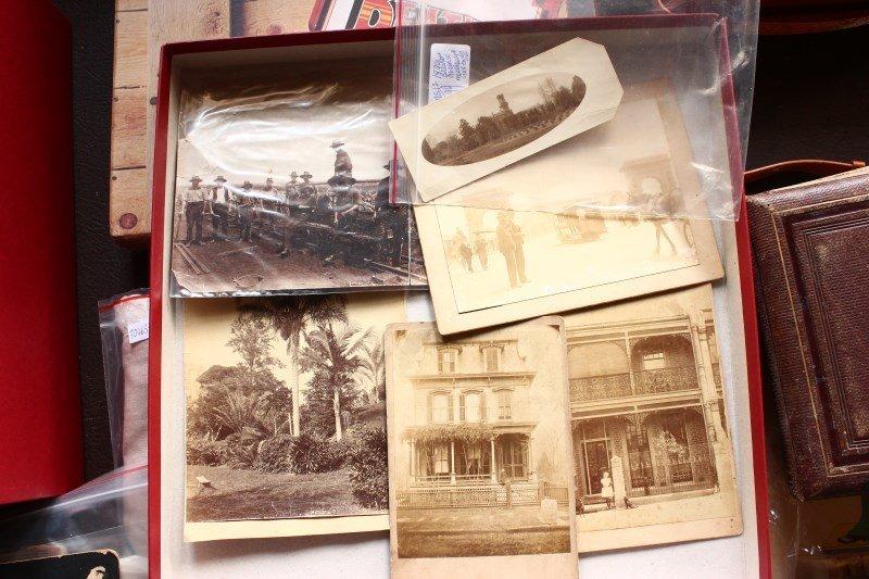 Five Early Australian Photographs,