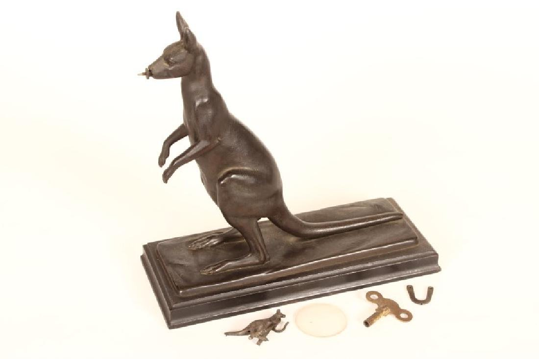 Kangaroo Mystery Clock, - 2