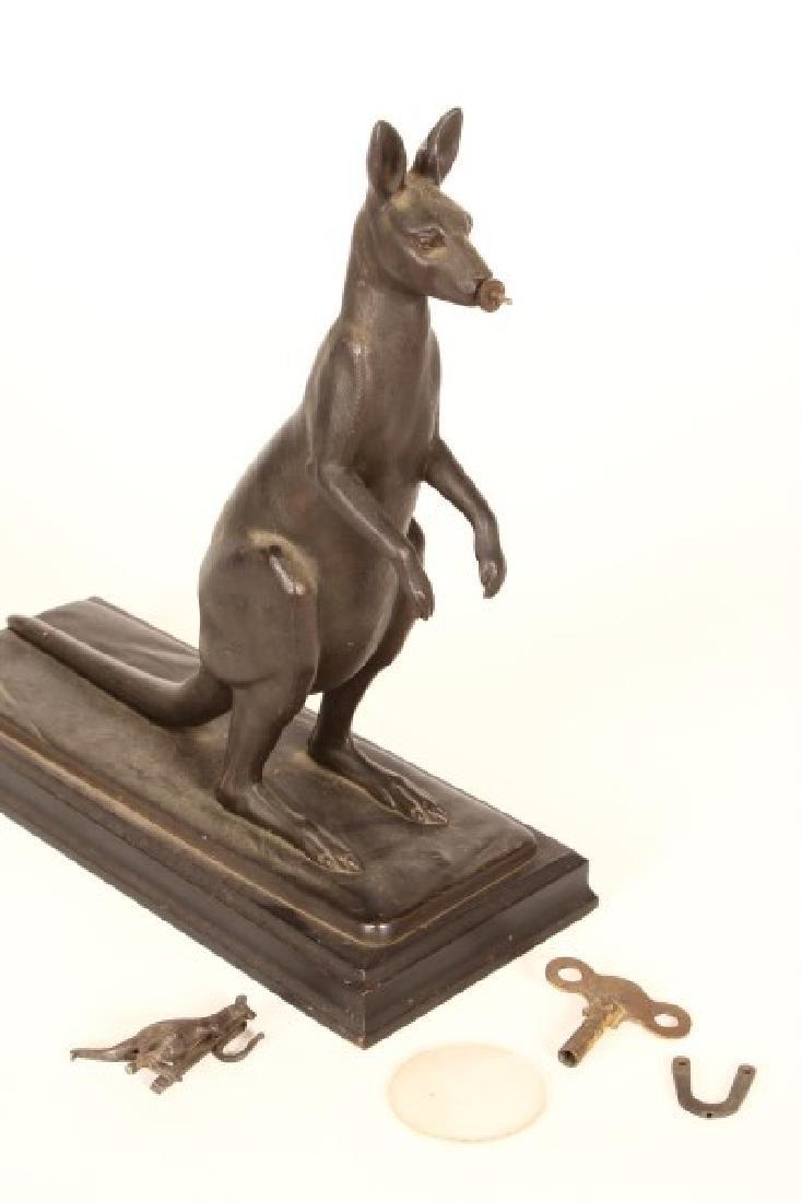 Kangaroo Mystery Clock, - 3