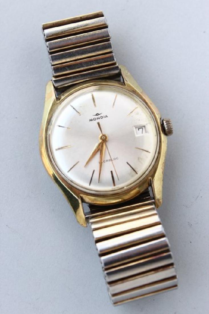 Gentleman's Mondial Wristwatch,