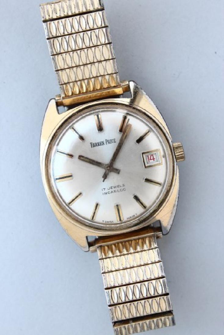 Gentleman's Farren Price Wristwatch,