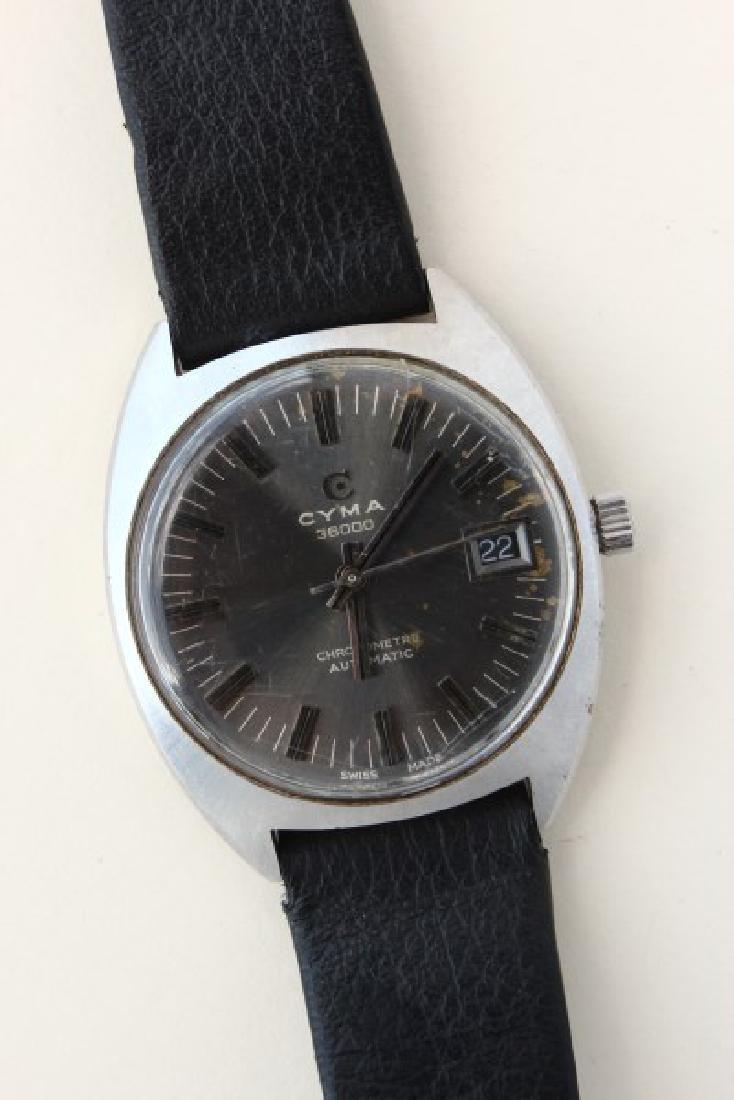 Gentleman's CYMA Wristwatch,