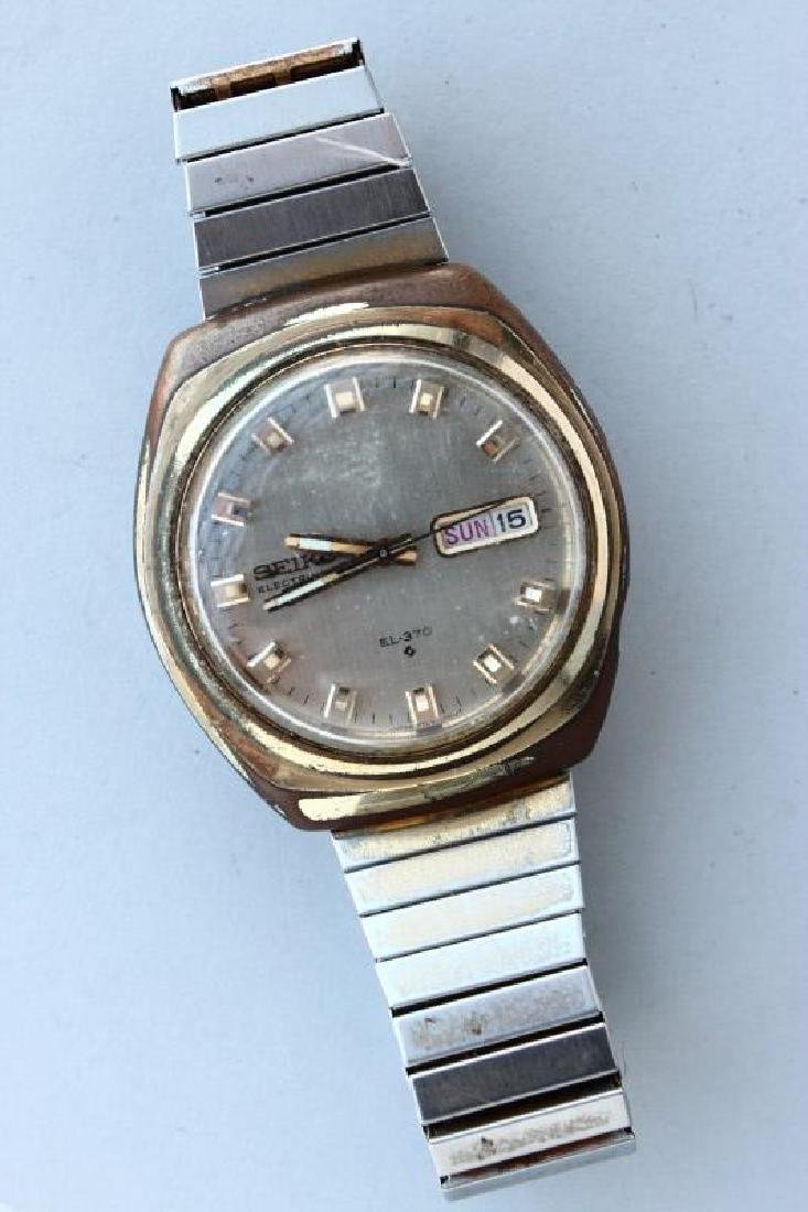 Gentleman's Seiko Wristwatch,
