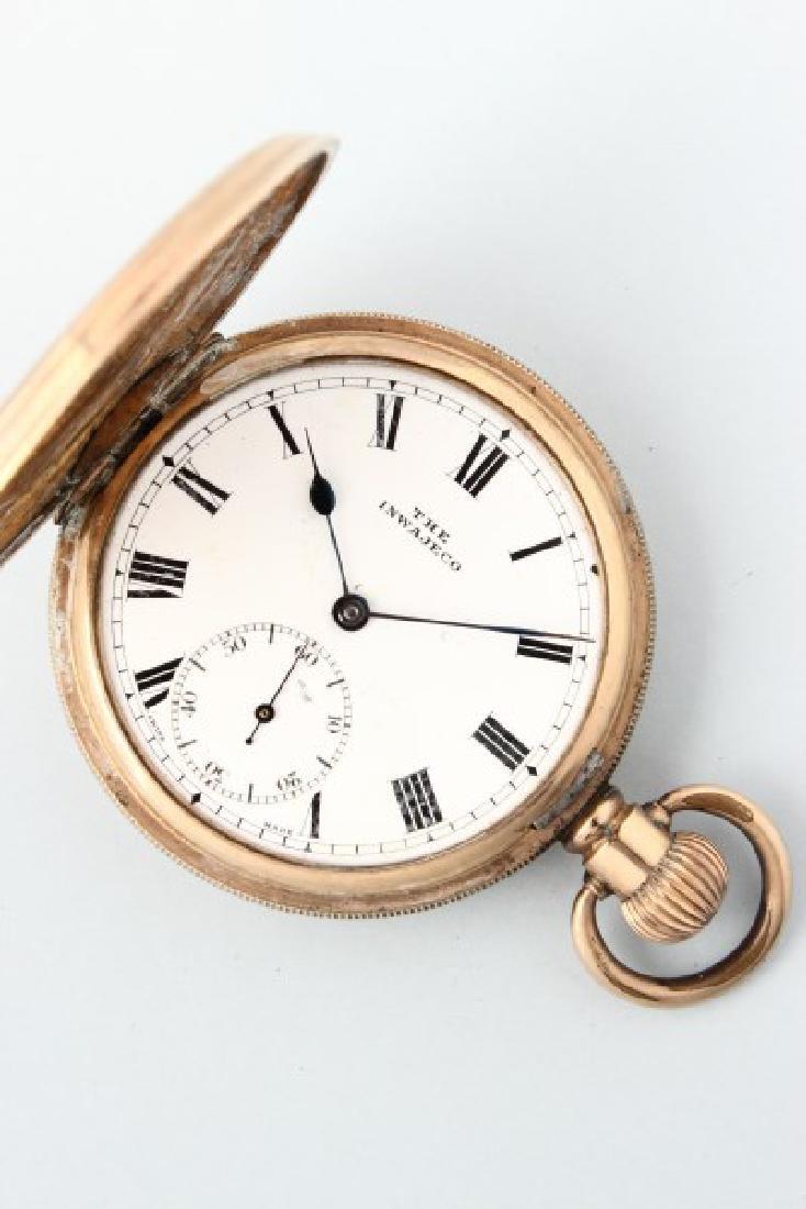 Edwardian Inwajeco Pocket Watch,