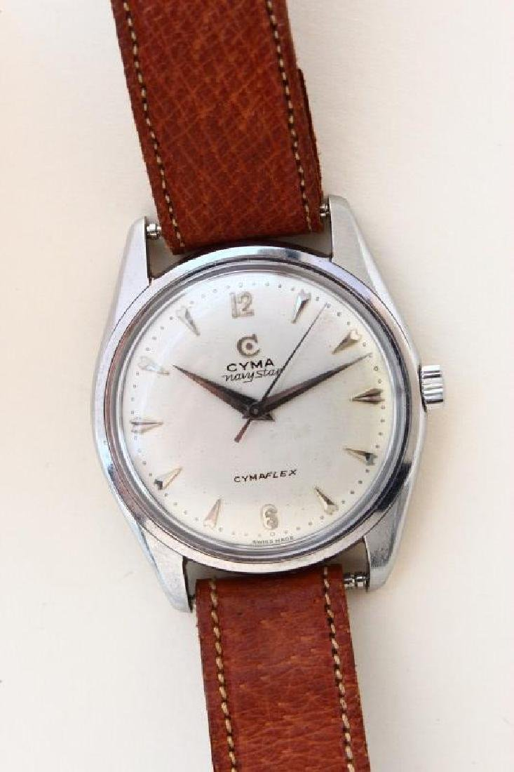 Gentleman's CYMA Wristwatch,