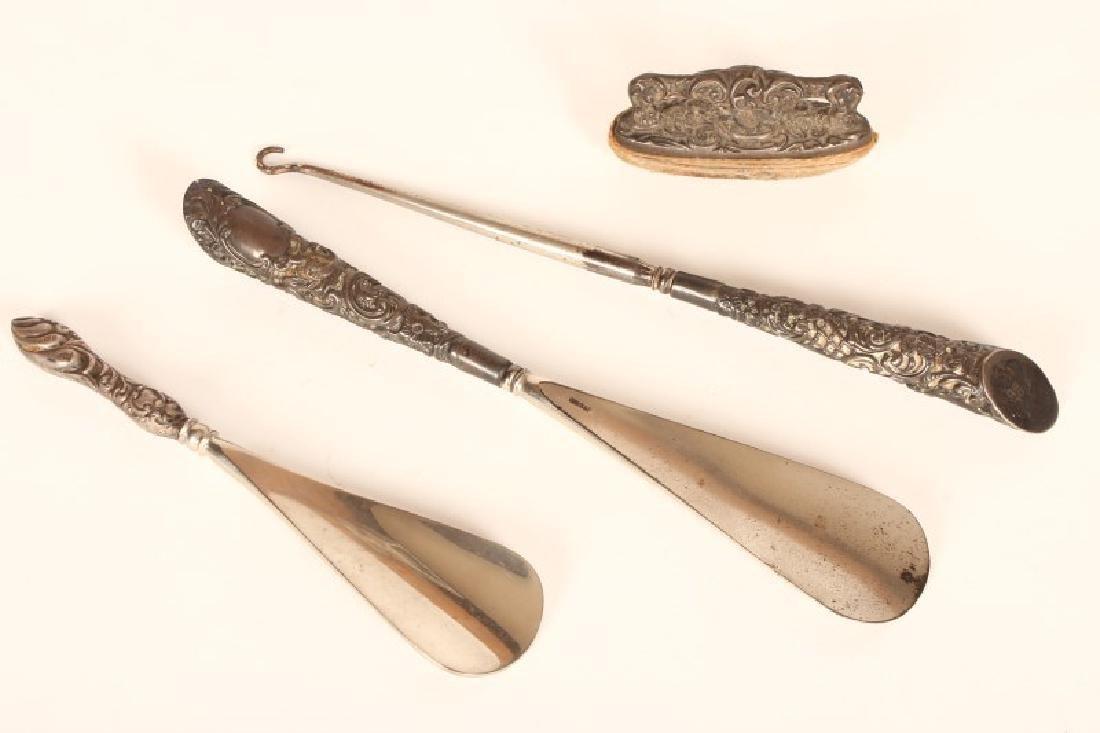 Edwardian Sterling Silver Boot Hook