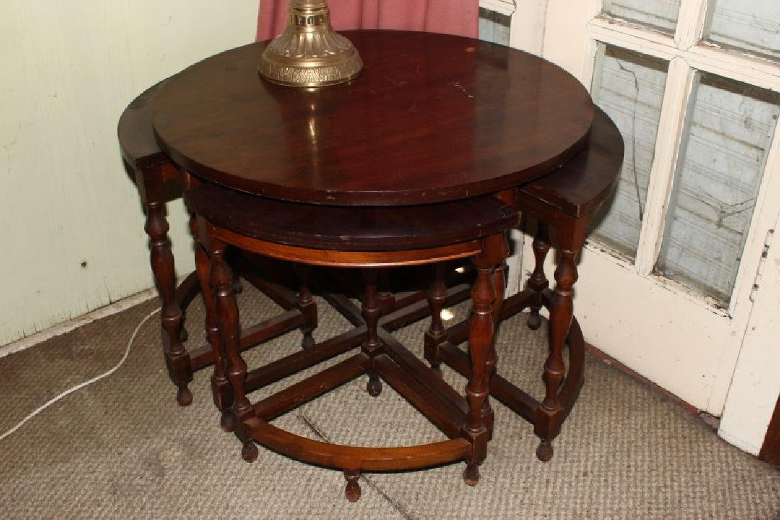 Nest of Two Tables,