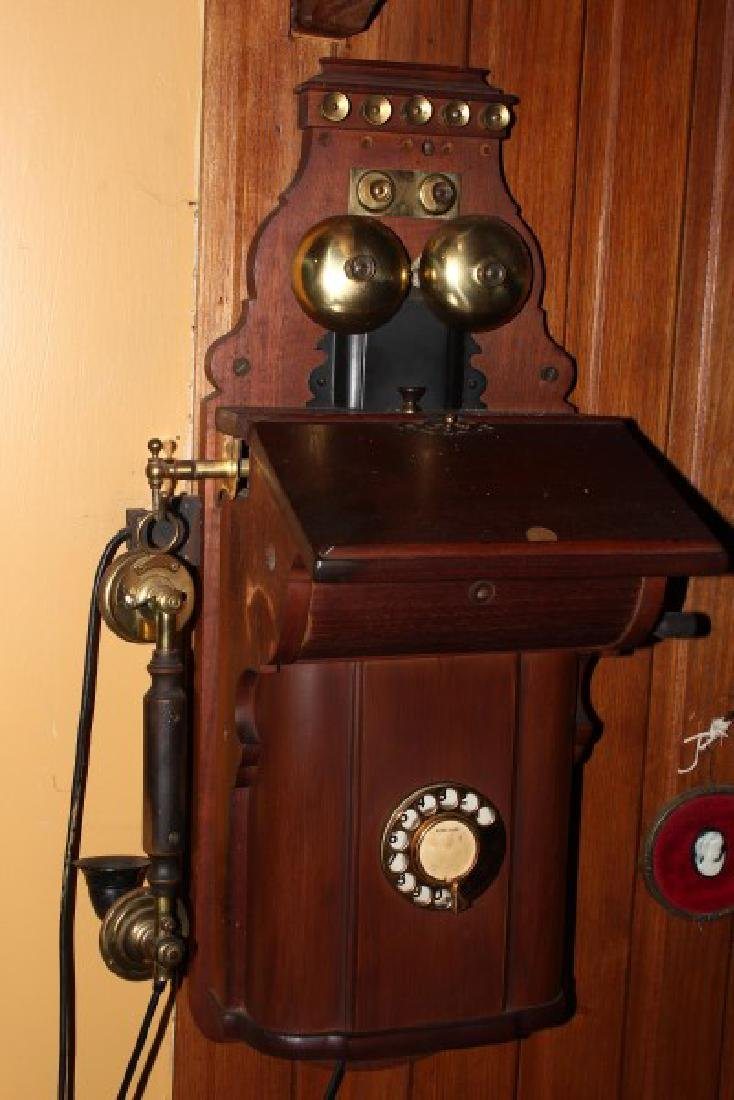 Vintage Style Wall Telephone,