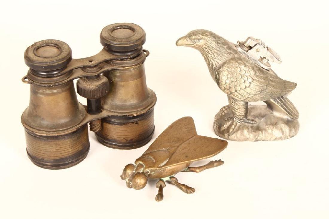 Pair of Early Pair of Binoculars,