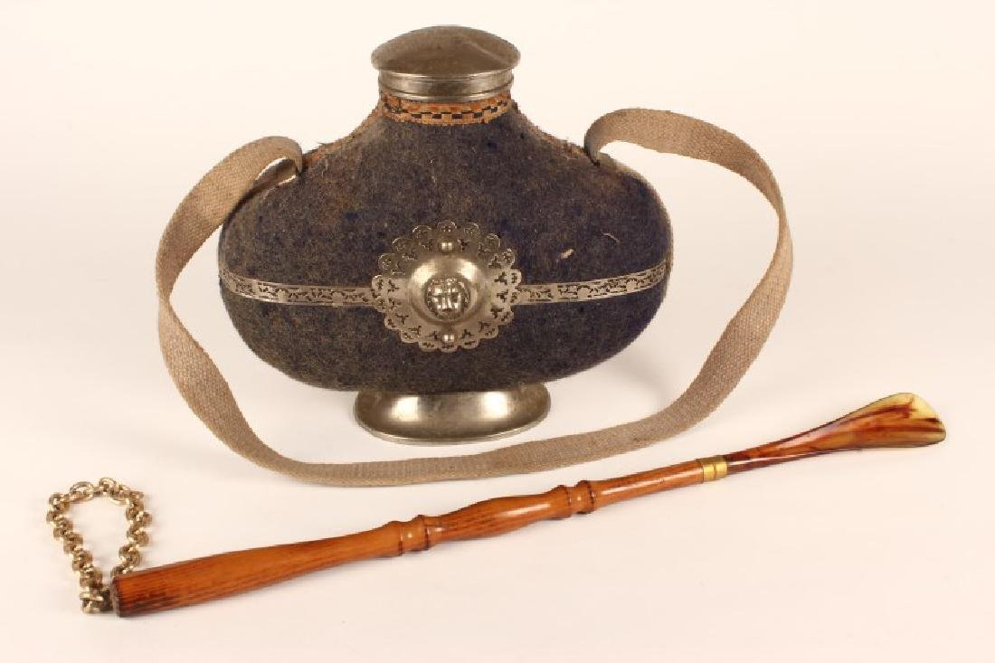 Middle Eastern Traveling Flask,