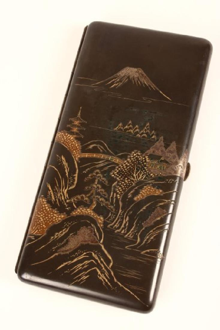 Japanese Cigarette Case,