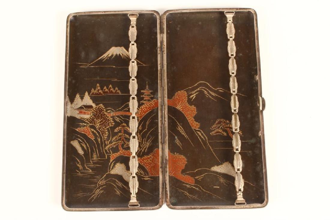 Japanese Cigarette Case, - 3