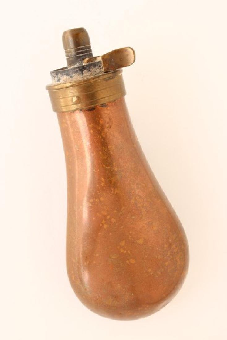 19th Century Powder Flask,