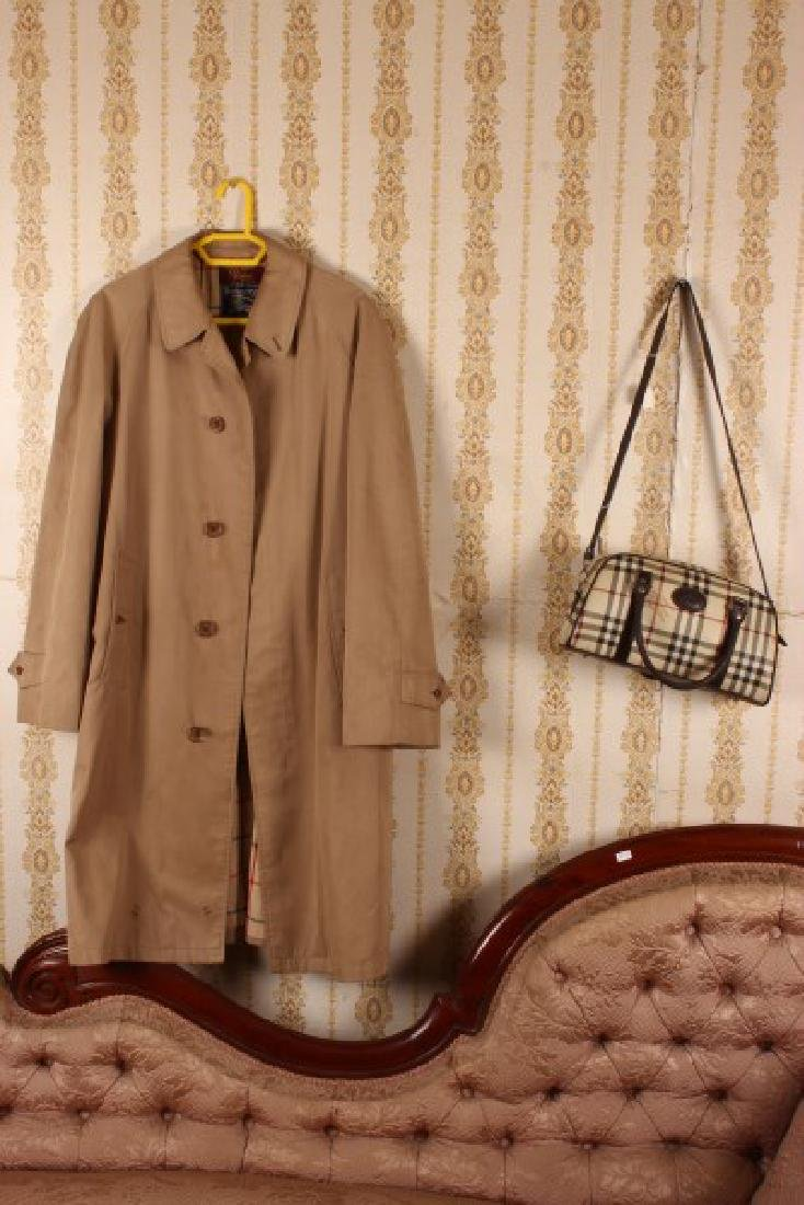 Burberry 'Made in England' Trench Coat,