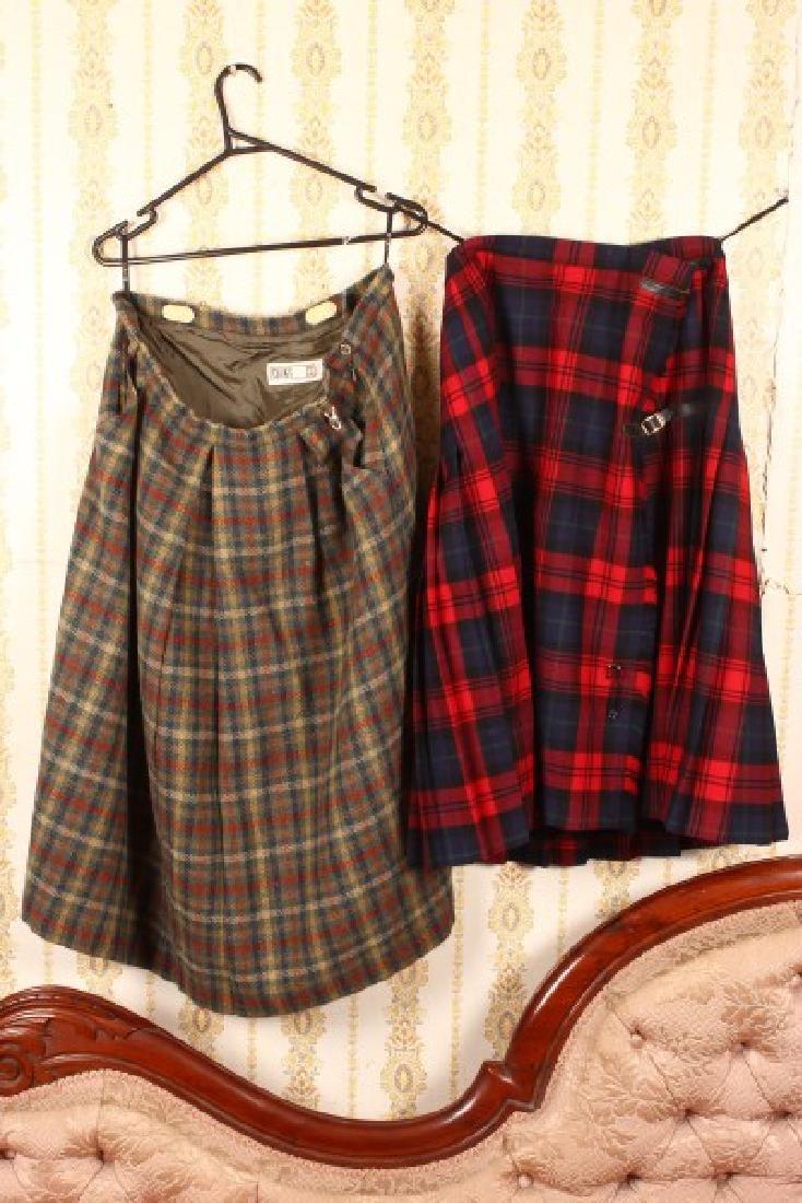 Ladies Pure Wool Kilt by Bleyle of Scotland,