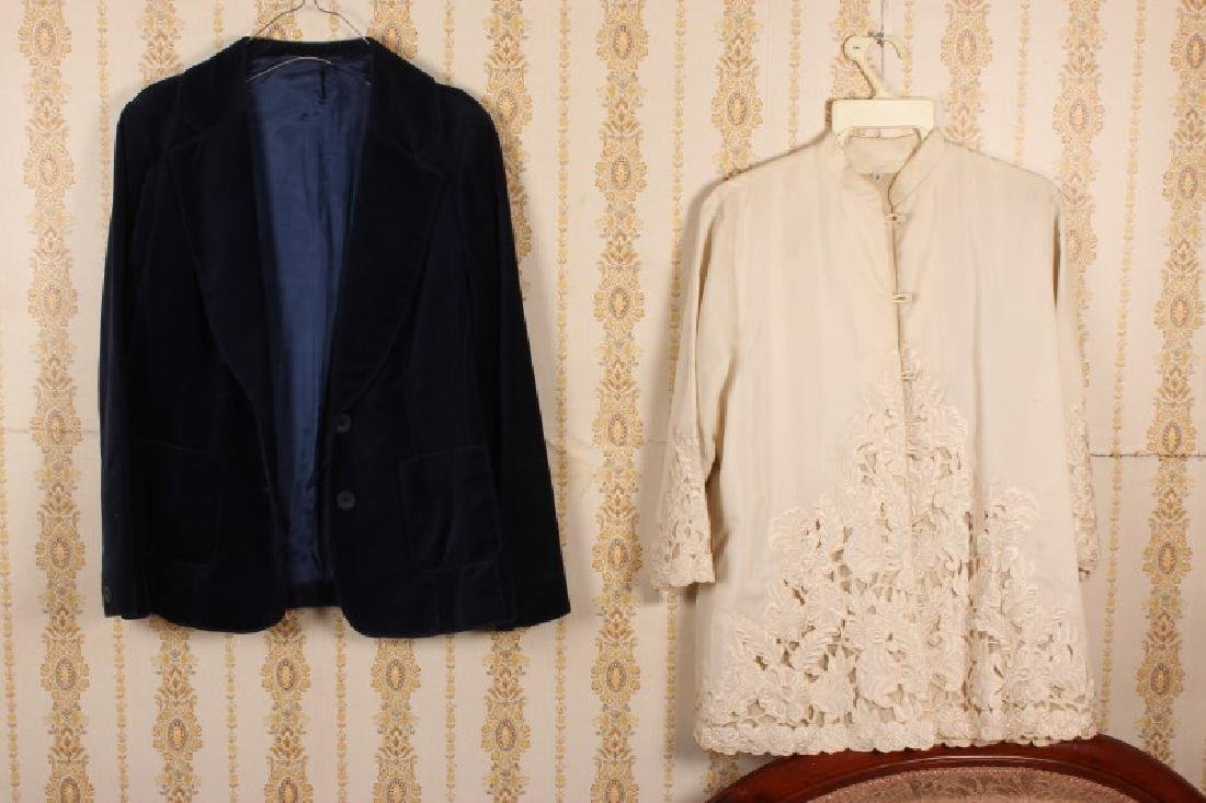 Two Ladies Evening Jackets,