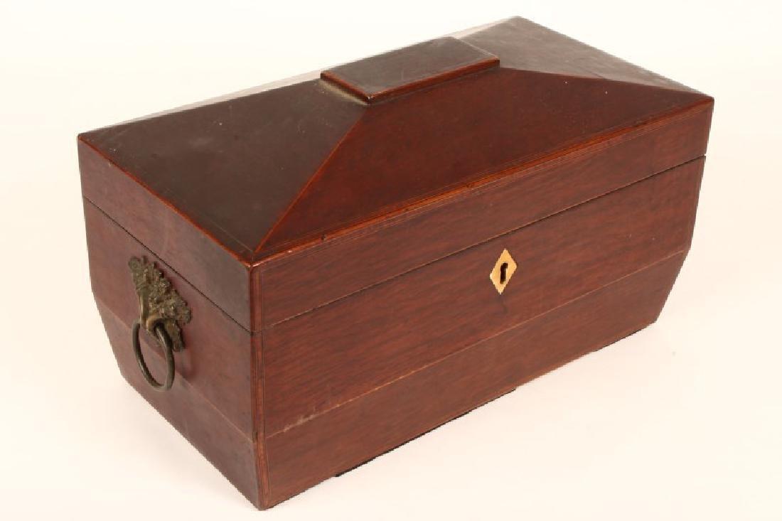 Victorian Tea  Caddy,