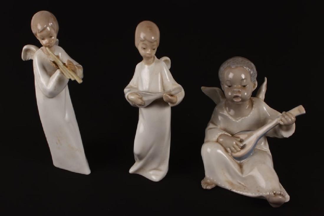 Lladro Porcelain Angel,