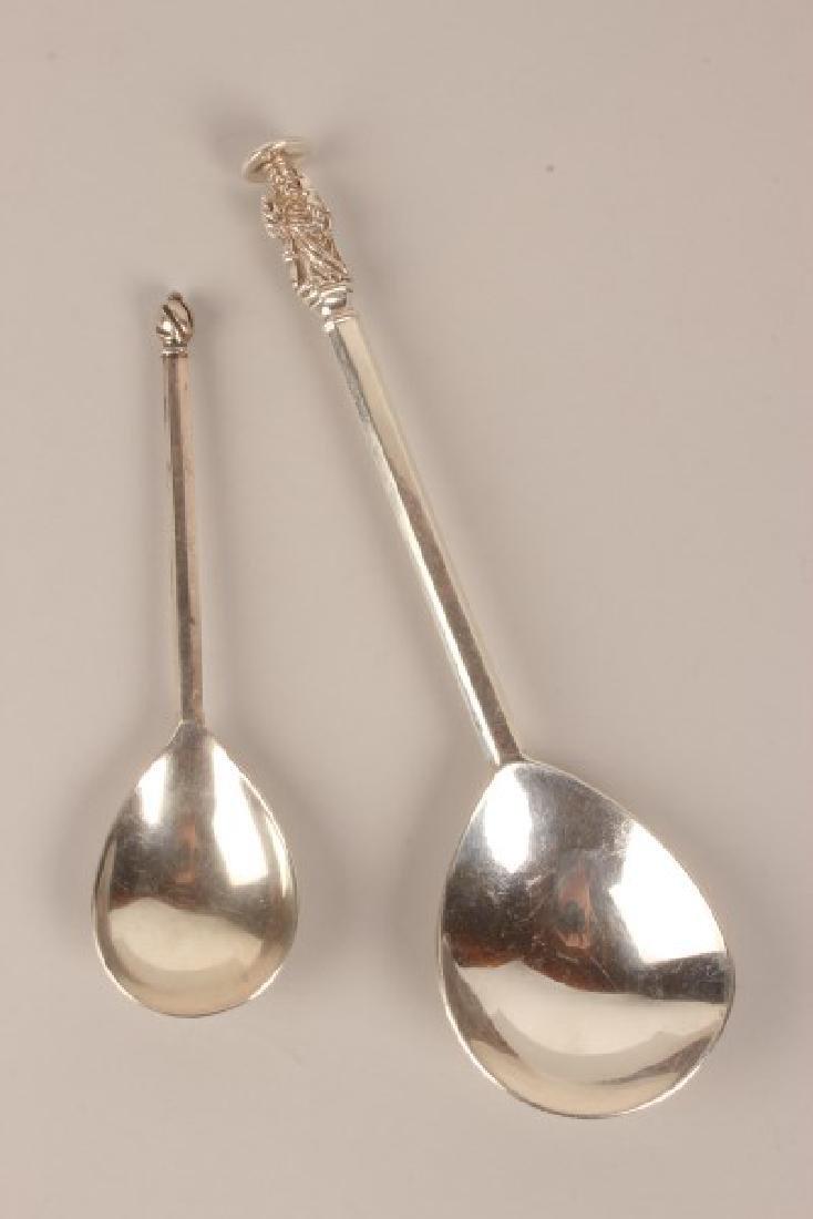 American Silver Apostle Spoon,