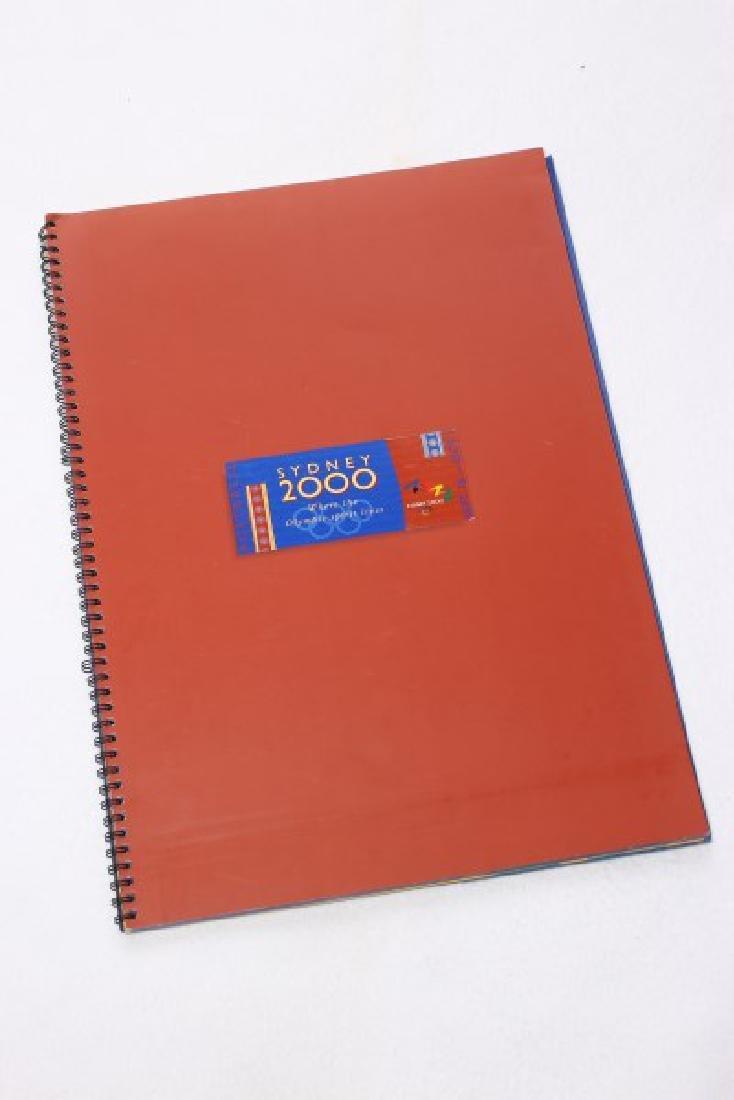 Sydney 2000 Olympic Bid Brochure