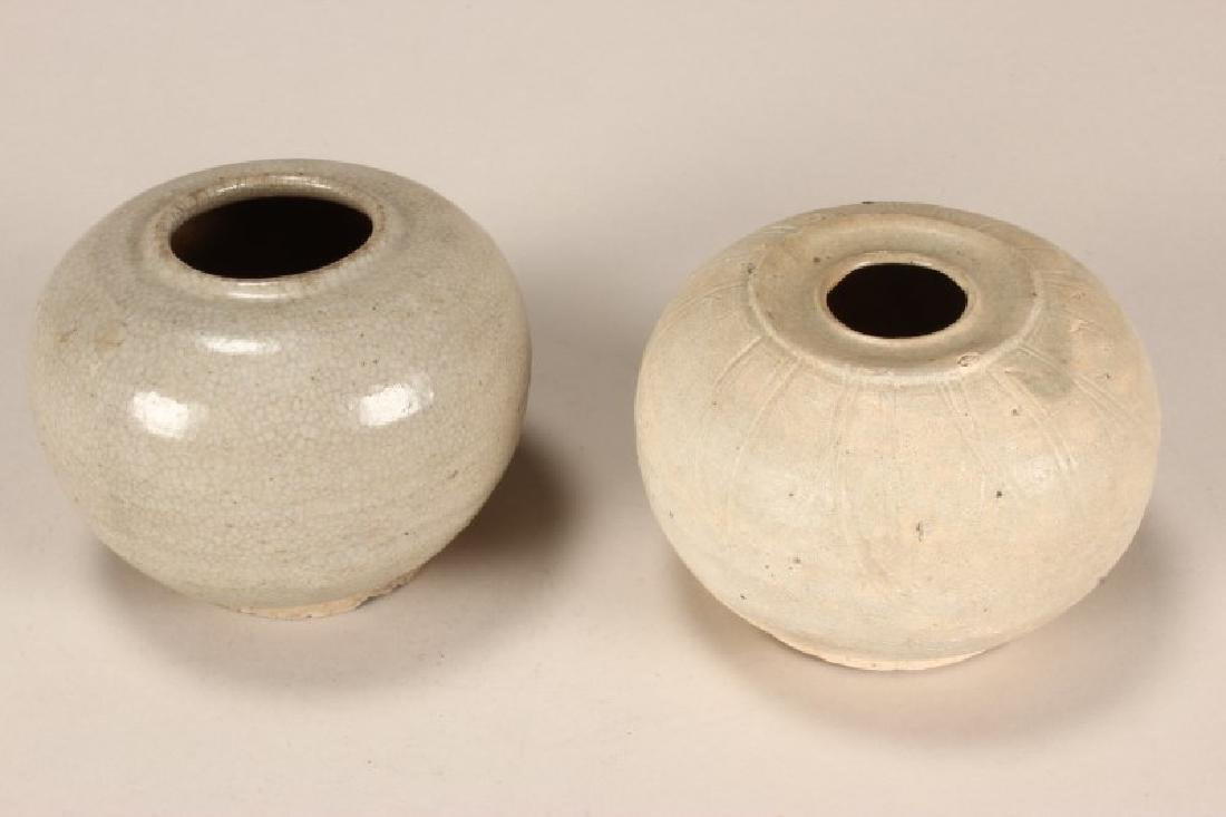 Two Chinese Song/Yuan Dynasty Jars,