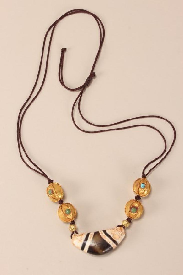Tibetan Trade Bead,